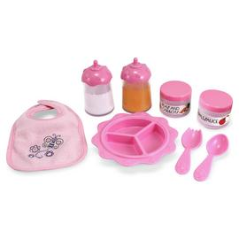 Melissa & doug Time To Eat 8 Piece Feeding Set