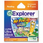 more details on LeapFrog LeapPad Explorer Ultra eBook - Mr Pencil.