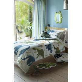 Catherine Lansfield Dino Children's Bedding Set - Single