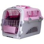 more details on Catit Cabrio Carrier - Pink.