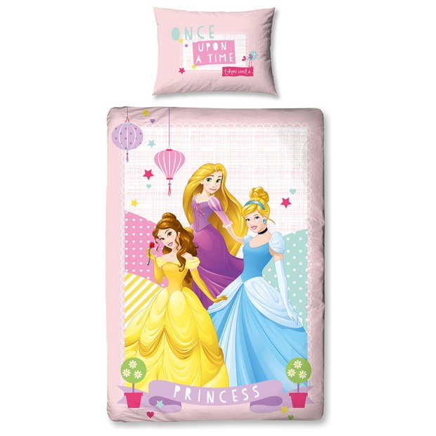 Buy Disney Princess Enchanting Duvet Cover Set