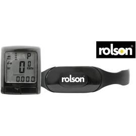 Rolson 22 Function Wireless HRM Cycle Computer