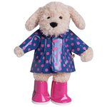 more details on Chad Valley Design-a-Bear Rain Coat Outfit.