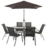 more details on HOME Sicily 6 Seater Patio Furniture Set.