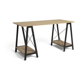 Argos Home Large Trestle Office Desk