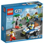 more details on LEGO City Police Starter Set - 60136.