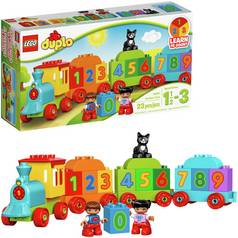 LEGO DUPLO My First Number Train Toy Building Set - 10847