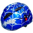 more details on Coyote Kids Spider Small Bike Helmet 48-52cm - Blue.