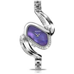 Seksy Ladies' Stainless Steel Mirage 4859 Bracelet Watch