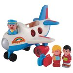 more details on Early Learning Centre Happyland Fly and Go Jumbo Jet.