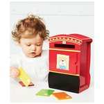 more details on Early Learning Centre Wooden Post Box.