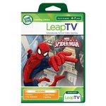 more details on LeapFrog LeapTV Game - Ultimate Spiderman Sinister 6 Showdow