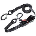 more details on Master Lock 425cmx25mm Ratchet Strap - 2 Pack.