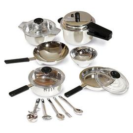 Roleplay Children's Kitchen Cooking Set.
