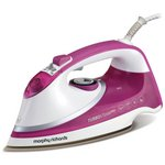 more details on Morphy Richards 303123 Turbosteam Pro Steam Iron.