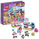 more details on LEGO Friends Olivia's Creative Lab - 41307.
