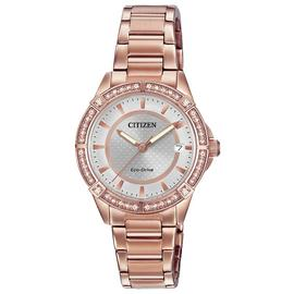 Citizen Ladies' Eco-Drive Stainless Steel Bracelet Watch