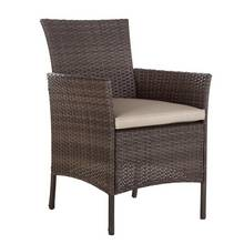 Collection Fiji 2 Seater Rattan Effect Bistro Set