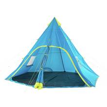 Trespass 6 Man 1 Room Teepee Tent