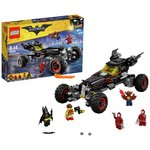 more details on LEGO Batman Movie The Batmobile - 70905