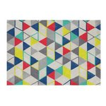 more details on Collection Cosine Rug - 120x170cm - Multicoloured.