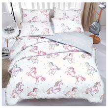 Pieridae Unicorn Bedding Set - Kingsize
