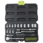 more details on Guild 40 Piece 1/4Inch Drive Socket Set.
