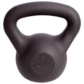 Men's Health Cast Iron Kettlebell - 24kg