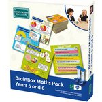 more details on Brainbox Maths Pack 5 and 6.