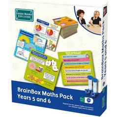 Brainbox Maths Pack 5 and 6