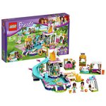 more details on LEGO Friends Heartlake Summer Pool - 41313.