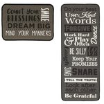 more details on HOME Family Rules Runner and Doormat Set.