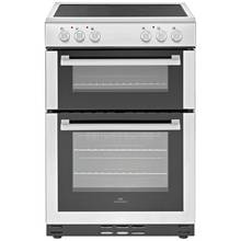 New World 60EDOC Double Electric Cooker - White
