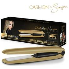 Carmen C81026 Cordless Hair Straighteners