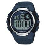 more details on Lorus Men's Blue Chronograph Digital Watch.
