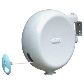 Minky 15m Retractable Reel Outdoor Washing Line