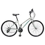 more details on Cross Freeway 700c Hybrid Bike - Womens