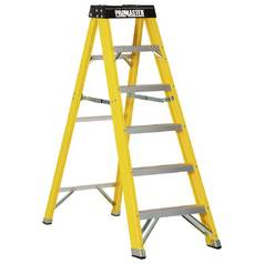 Abru ProMaster 6 Tread Fibreglass Ladder