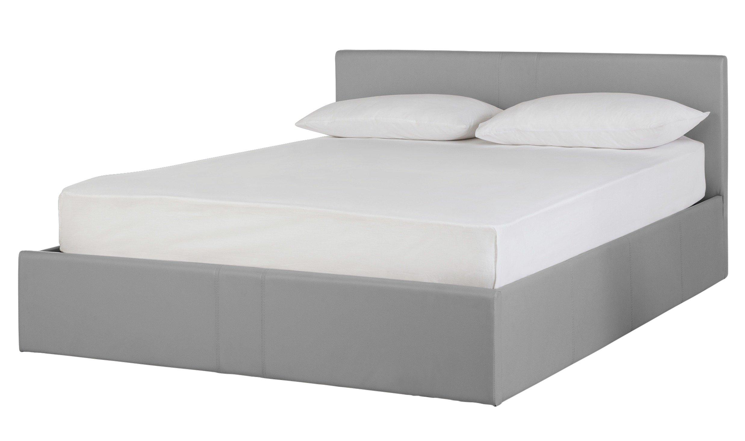 White Bed Frames bed frames | argos