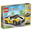 more details on LEGO Creator Fast Car - 31046.