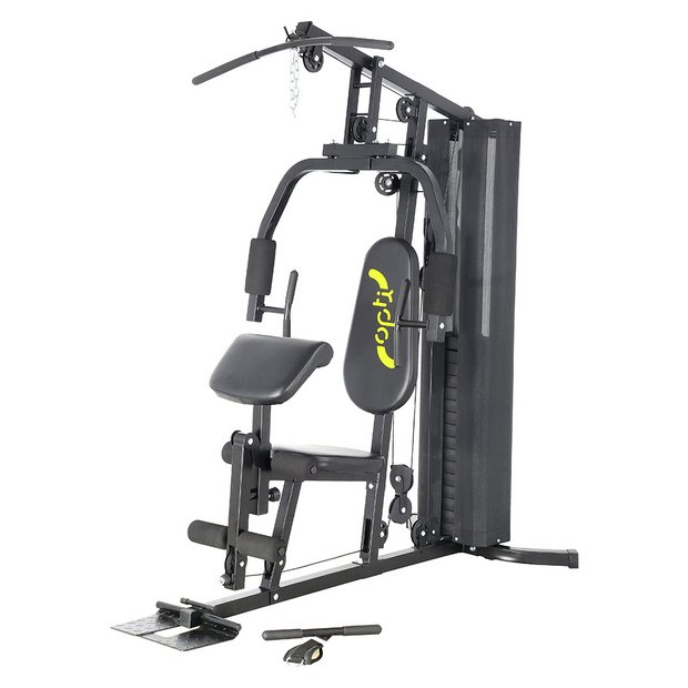 Buy opti 70kg home multi gym multi gyms argos