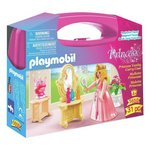more details on Playmobil 5650 Princess Carry Case Playset.