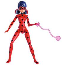 Miraculous Action Figure Lady Bug