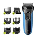 more details on Braun Series 3 Shave and Style 3010BT 3-in-1 Electric Shaver