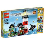 more details on LEGO Creator Lighthouse Point - 31051.