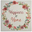 more details on Collection Happiness at Home Canvas.
