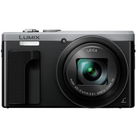 Panasonic Lumix DMC-TZ80EB-S Superzoom Compact Camera Black