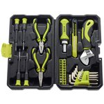 more details on Guild 40 Piece Stubby Hand Tool Kit.