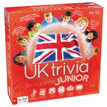 UK Trivia Junior Quiz Game