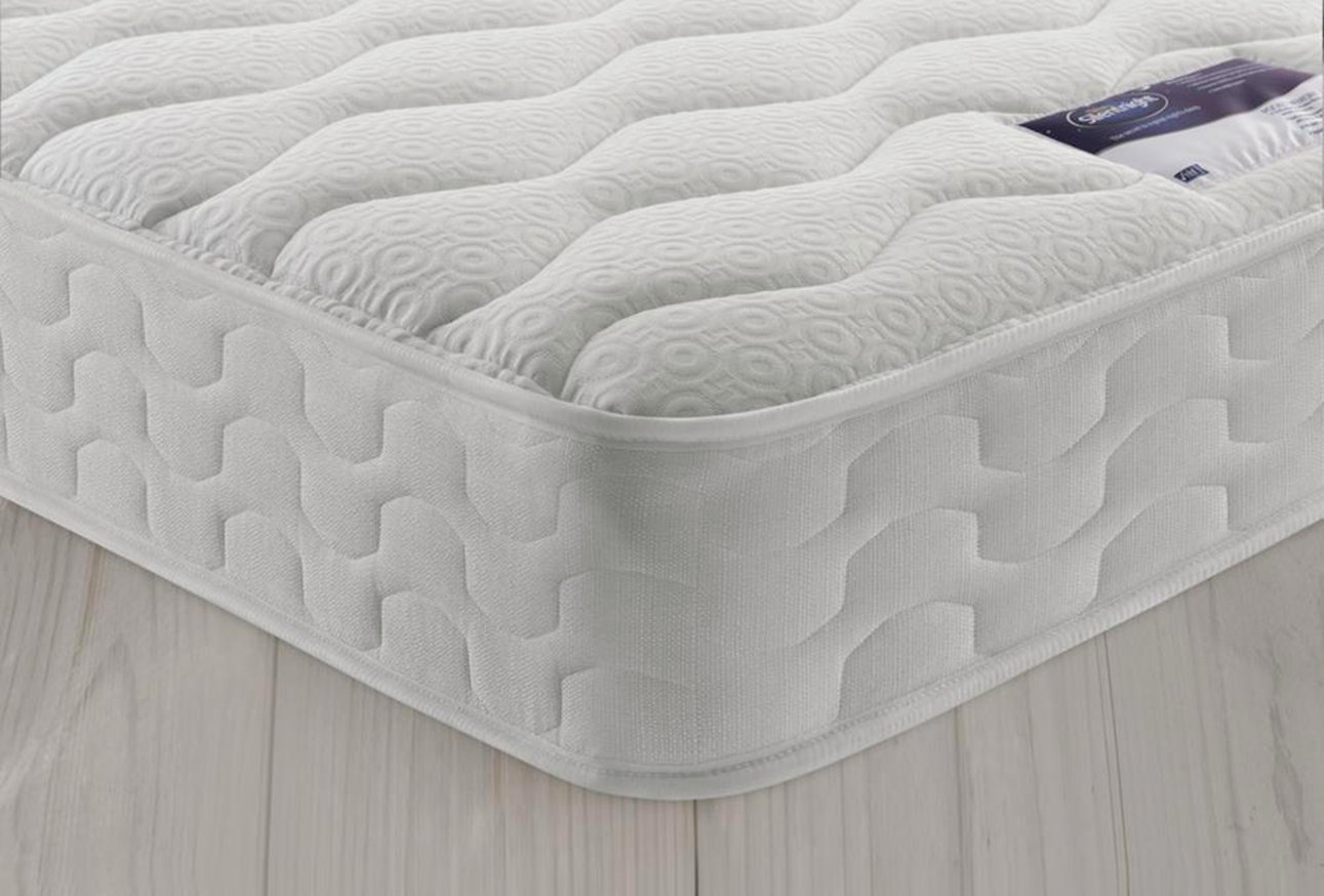 buy silentnight hutton pocket memory mattress double at argoscouk your online shop for bedroom furniture clearance home and garden home and garden - Mattress